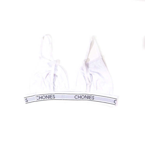 Marble Triangle Bra