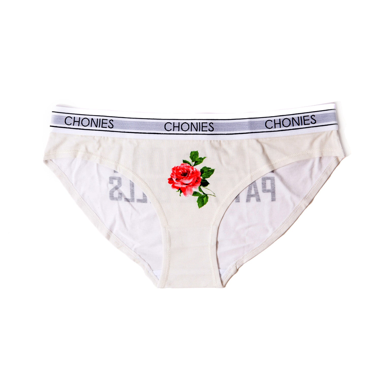 Roses Classic Brief in Cream