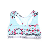 Cherry Blossom Sports Bra