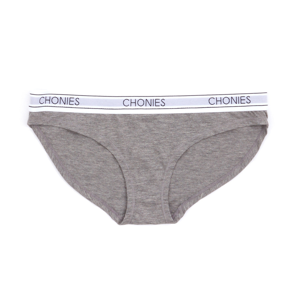 Classic Brief in Heather Grey