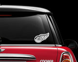 Detroit Red Wings Decal Sticker NHL Hockey