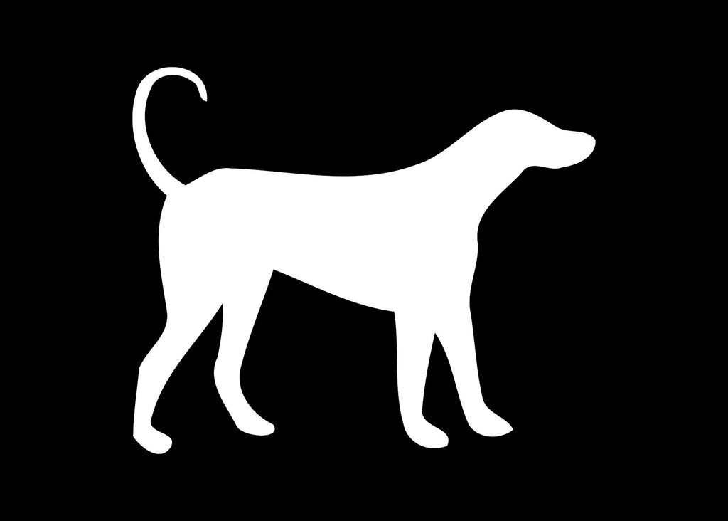 Dog Pet Animal Decal Sticker Graphic - The Decal God