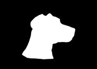 Dog Pitbull Pet Animal Decal Sticker Graphic - The Decal God