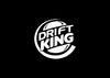 Drift King Burger King JDM Decal Sticker Graphic