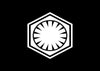 Empire the Force Awakens Star Wars Car Decal Sticker