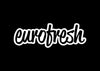 Euro Fresh JDM Decal Sticker