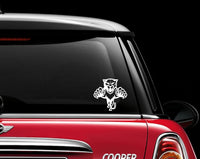 Florida Panthers Car Decal Sticker NHL Hockey