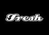 Fresh Cursive JDM Decal Sticker