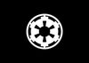 Galactic Empire Star Wars Car Decal Sticker