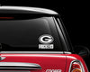 Green Bay Packers Car Decal Sticker NFL