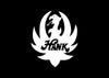 Hank Williams Decal Graphic