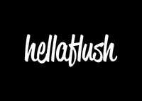 Hella Flush JDM Decal Sticker Graphic