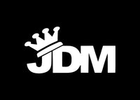 JDM Crown Decal Sticker Graphic