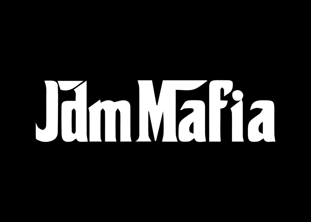 JDM Mafia Decal Sticker