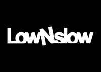 Low N Slow JDM Decal Sticker