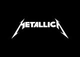 Metallica Decal Sticker