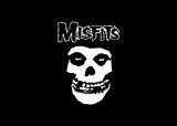 Misfits Skull Decal Sticker