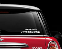 Nashville Predators Decal Sticker Graphic