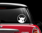 662 Bodyboard Sticker Decal
