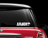 Arbor Decal Sticker nature outdoors