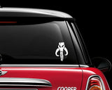 Boba Fett Star Wars Car Decal Sticker