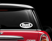 Buell American Motorcycles Decal Sticker