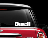 Buell Motorcycles Decal