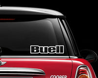 Buell Decal Sticker Graphic