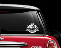 New York Islanders Decal Sticker NHL