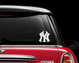 yankees die cut decal new york yankees graphics