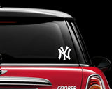 yankees graphic Yanks sticker new york decal