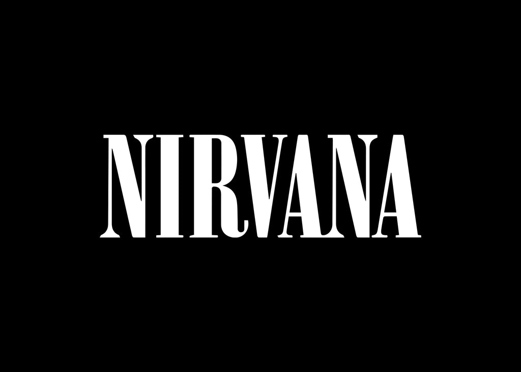 Nirvana Decal Sticker