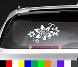 Not of This World Flowers NOTW Decal Sticker