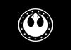 Star Wars New Republic  Car Decal Sticker Graphic