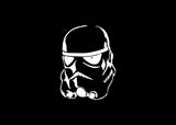 Storm Trooper Star Wars Car Decal Sticker Graphic