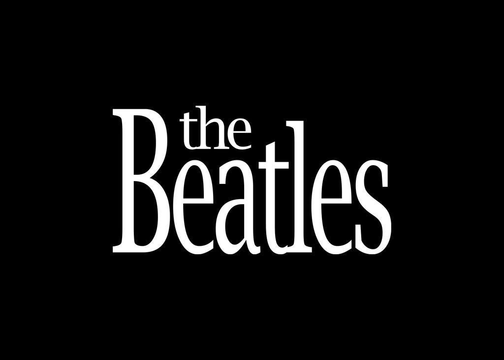 The Beatles Decal Sticker