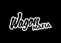 JDM Wagon Mafia Outline Decal Sticker