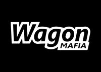 Wagon Mafia Outline JDM Decal Sticker