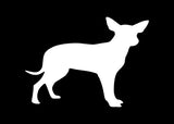 Chihuahua Dog Pet Animal Decal Sticker Graphic - The Decal God