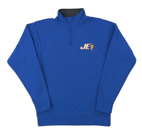 Royal 1/4 Zip Performance Fleece