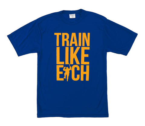 Royal Train Like Eich Performance Tee Shirt (Youth)