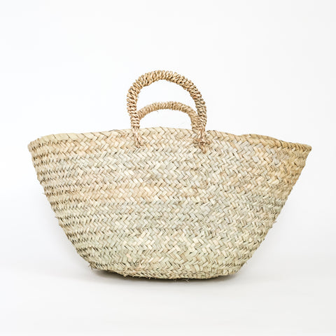 Medium Straw Basket