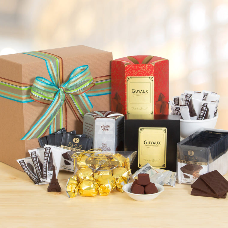 Delectably Dark Chocolate Sampler