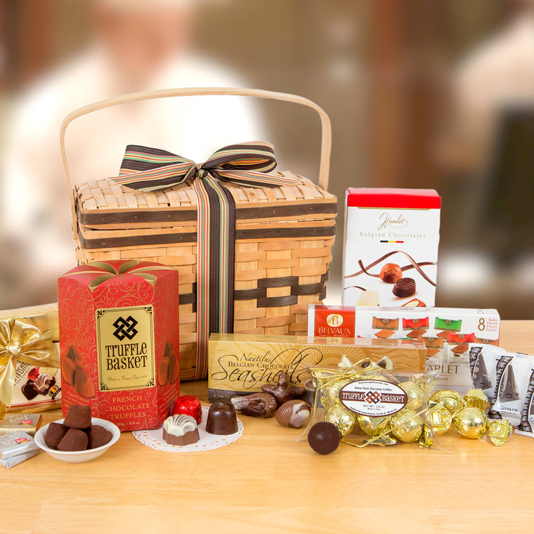 Best of Europe Chocolate Hamper