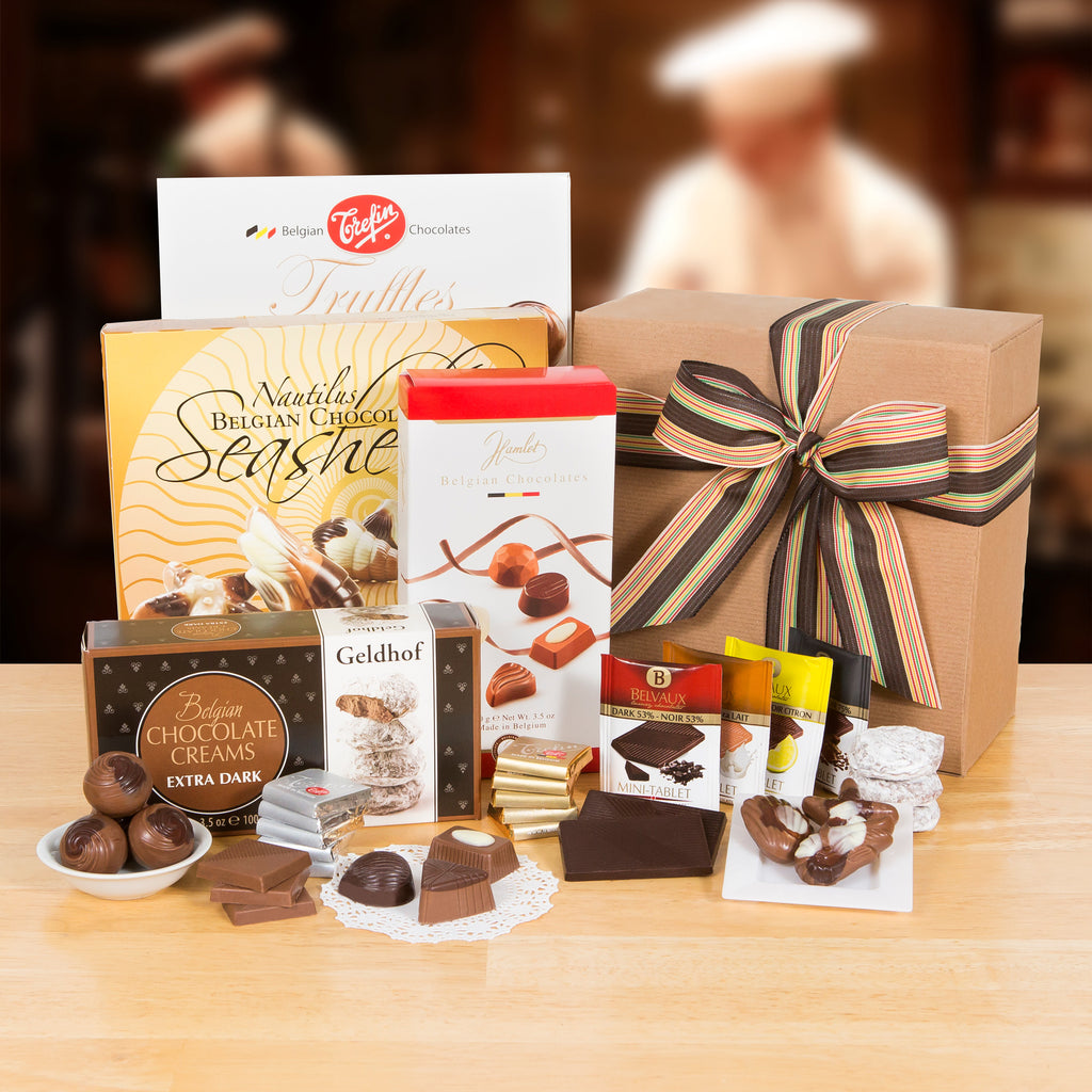 Best Belgian Chocolate Gift Box