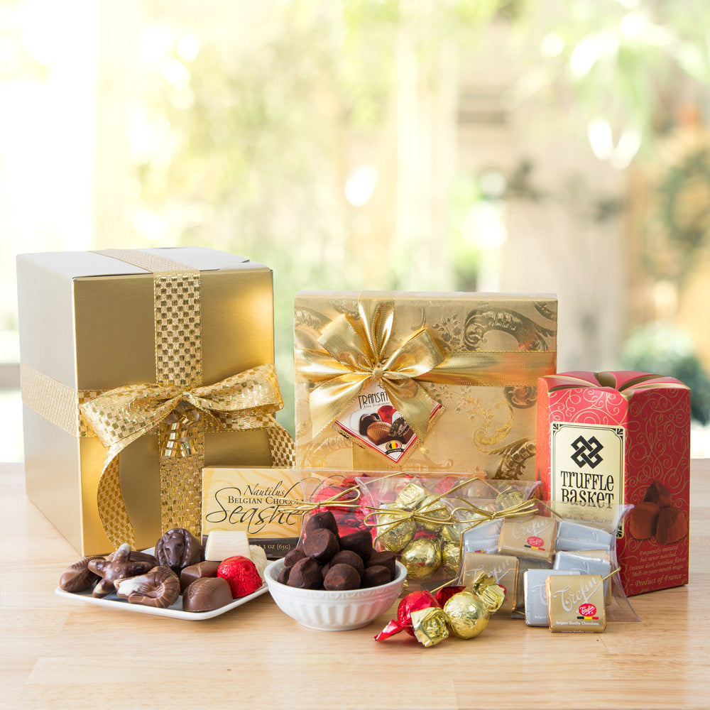 Chocolate Lover's Gift Sampler