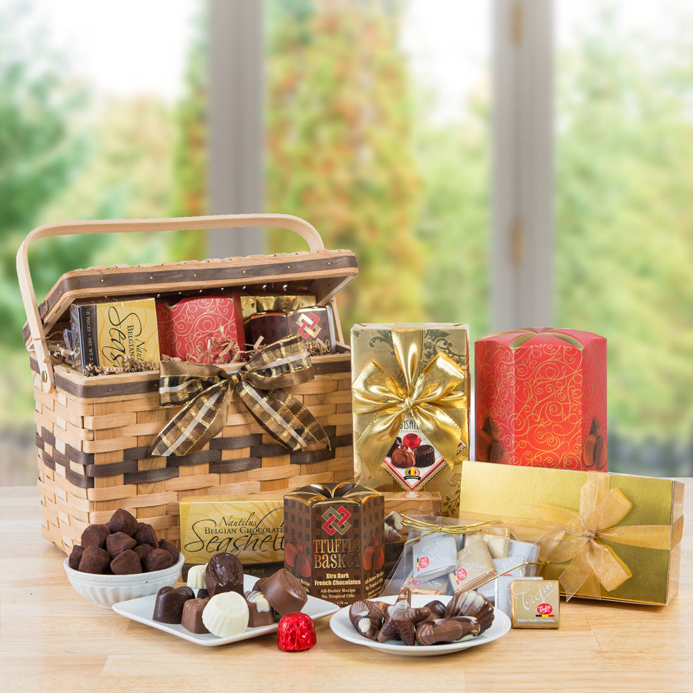 Deluxe Chocolate Gift Hamper
