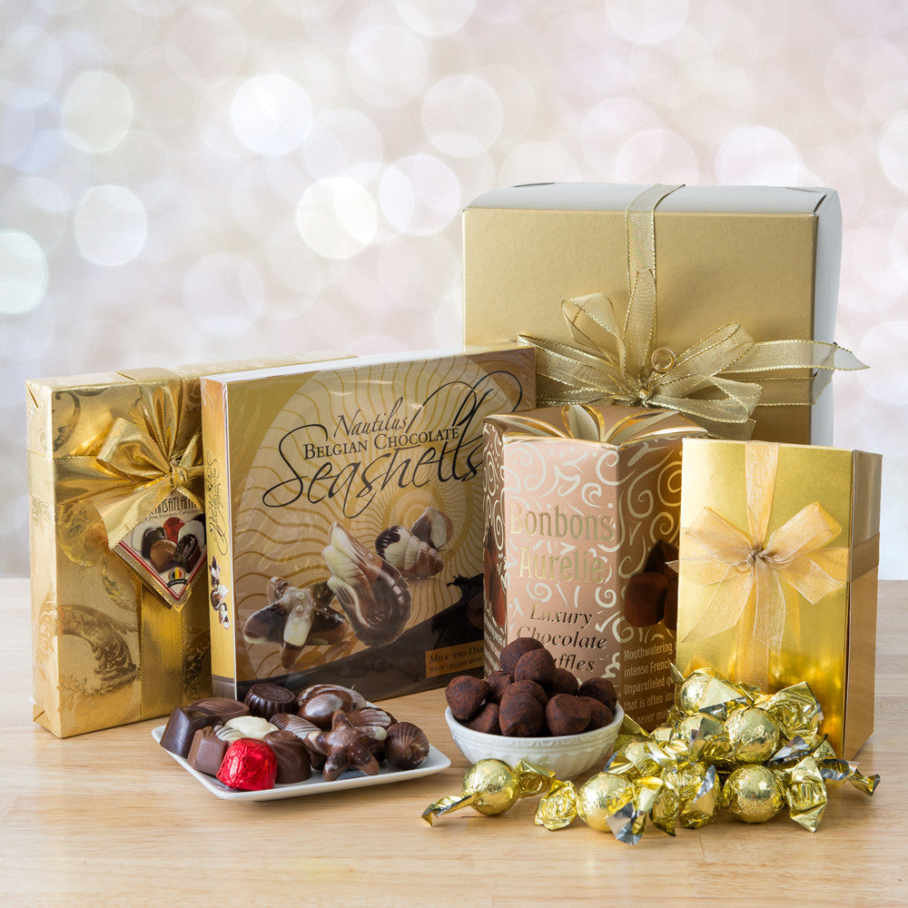 Grande Chocolatier Chocolate Gift Box