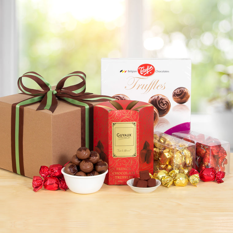 Biggest Chocolate Truffle Gift Box