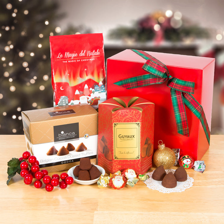 Holiday Magic Truffle Sampler